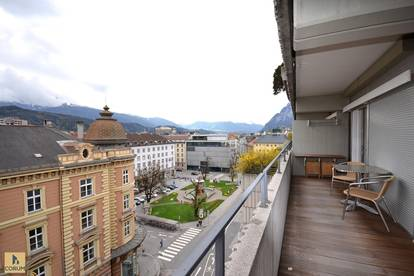 ZENTRUM: Schöne 2-Zimmer-Terrassen-Wohnung am Bozner Platz