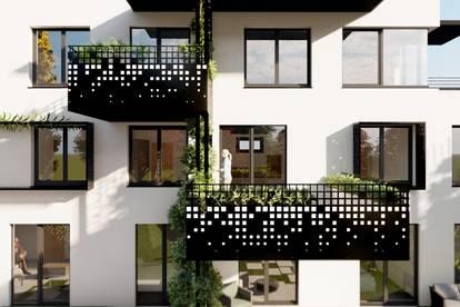 .PIET A 10 Stylische Neubau-2-Zimmer-Wohnung mit Panorama-Terrasse