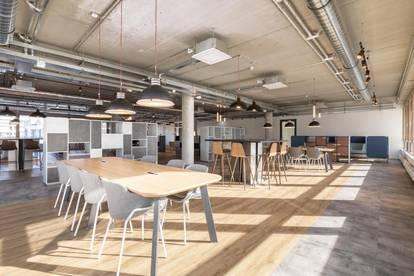 Flexible Arbeitsplätze in Graz City Tower