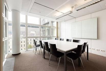 Flexible Arbeitsplätze mit eigenem Schreibtisch in Vienna, Opera