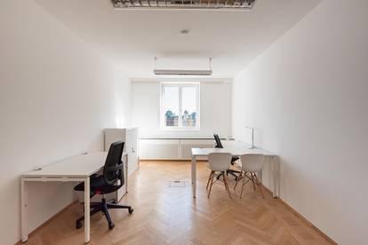 Privatbüro für eine Person in Vienna, Graben 19