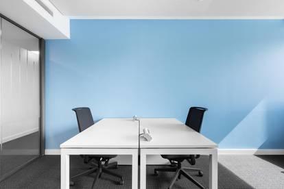 Privatbüro für zwei Personen in Graz City Tower