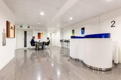 Flexible Arbeitsplätze in Vienna, Office Park Airport