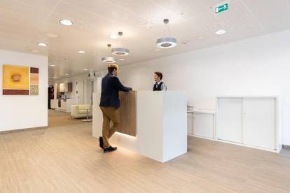 Virtuelles Büro in Vienna, Office Park Airport