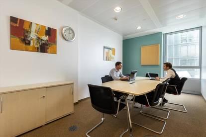 Privatbüro für vier Personen in Vienna, Office Park Airport