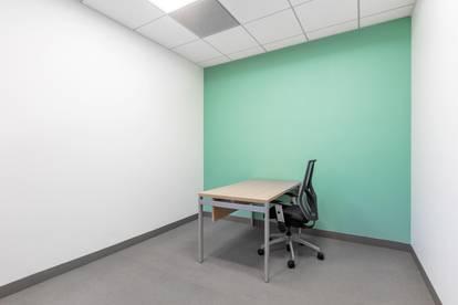 Privatbüro für eine Person in Vienna, Messecarree