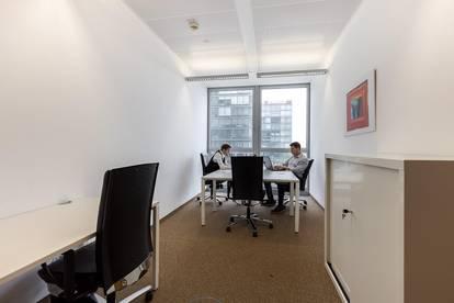 Privatbüro für drei Personen in Vienna, Office Park Airport