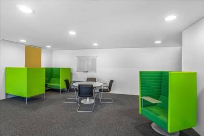 Flexible Arbeitsplätze in Vienna, Flybridge