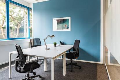 Privatbüro für drei Personen in GRAZ, Smart City