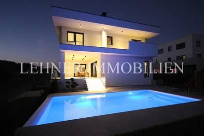 * Mantscha - Nur 8 Autominuten von Graz Straßgang - Luxus Villa in idyllischer Grünruhelage *