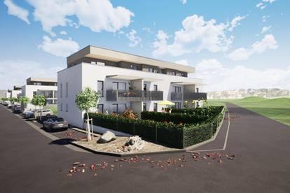 Wohnbauprojekt - Wohnen auf der Sonnenwiese