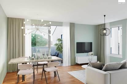 Freundliche 4-Zimmer-Wohnung zu kaufen