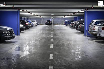 Auftragssuche: Parkflächen / Parkhäuser / Parkgaragen