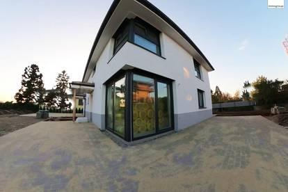 """Traumhafte Doppelhaushälfte - Eigengrund mit Garten - """"Gänserndorf Süd"""" - Ziegelbau, 126m² WNFl."""