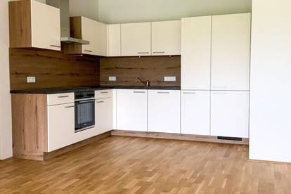 ERSTBEZUG! Helle Räumlichkeiten - moderne, große Wohnküche - ab sofort bezugsbereit!