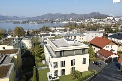 TRAUMSEEBLICK-Luxus-Appartements in Traumlage am Ostufer des Traunsees