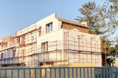 Ein wunderschönes Doppelhaus wartet auf seinen ersten Bezug - Schlüsselfertig - Essling