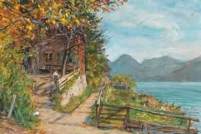 Ein Traum am Wolfgangsee!!! Sichern Sie sich 40 Meter Seeufer mit idyllischem Landhaus und Badeplatz!!!