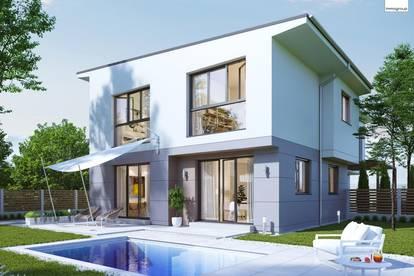 Designer Haus an der Stadtgrenze Wiens - In idyllischer Grünruhelage - MIT 3D-Besichtigung Demo
