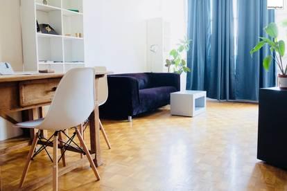 Helle zentral gelegene 2-Zimmer Wohnung zu mieten!