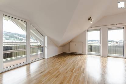 Wunderschöne 2-Zimmer Dachgeschoßwohnung zu vermieten