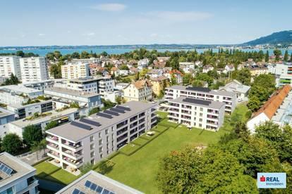 Traumhafte Neubau Gartenwohnung in Bregenz