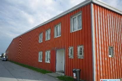 Lagerhalle im Nordosten von Wien