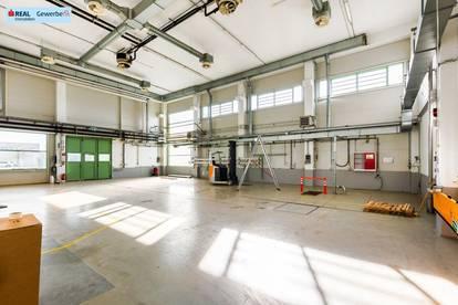Produktion-, Lager- und Bürogebäude