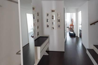 Pärchenfreundliche & hochwertige Dachgeschoßwohnung nahe WU-Wien/ UNO-City/ Prater - Provisionsfrei