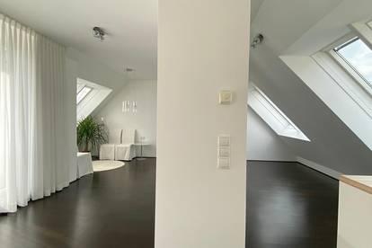 Hochwertige & top ausgestattete 4-Zimmer Dachgeschoßwohnung nahe WU-Wien/ UNO-City - provisionsfrei