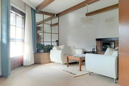Ruhige 3-Zimmer Wohnung in zentraler Lage mit privatem Garten