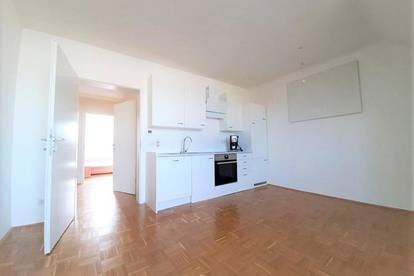 Sonnige ruhige 2-Zimmer-Wohnung in zentraler Lage