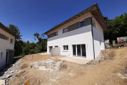 Hochwertige Einfamilienhäuser gekuppelt in idyllischer Grünlage!