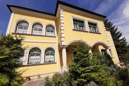 Stilvolle Jahrhundertwende Villa im Westen von Wien