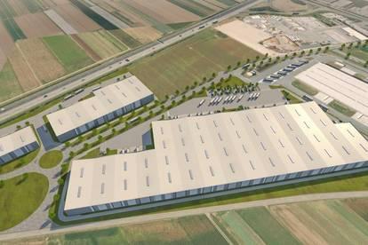 Neuer Standort für Gewerbe, Produktion und Logistik