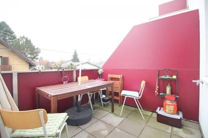 Neuwertige Balkonwohnung in ruhiger Lage inkl. Garagenplatz!
