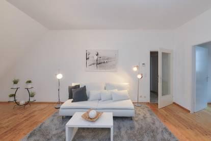 Charmante 3-Zimmer DG-Wohnung am Schafberg