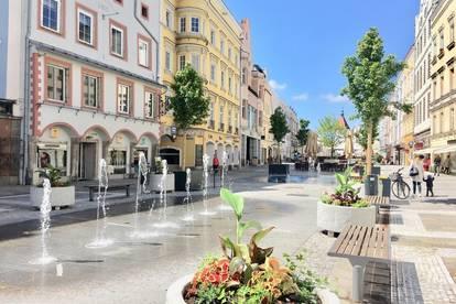 Stilvolle 3-Zimmer Altbauwohnung am Stadtplatz von Wels!
