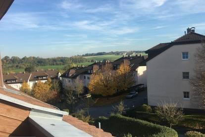 Sonnige Terrassen-Wohnung in Thalheim bei Wels
