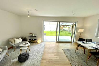 Hauscharakter - Traumhafte 4 - Zimmer - Gartenwohnung über 2 Ebenen in absoluter Bestlage