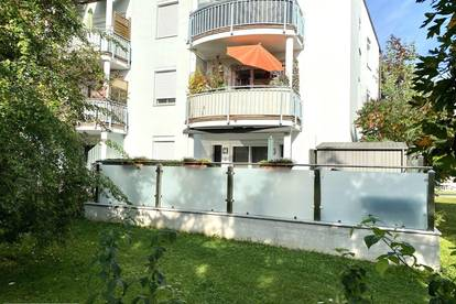 Sehr schöne 3-Zimmer-Wohnung mit großer Terrasse am Stadtrand von Wels