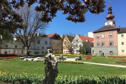 Sehr gepflegte 3-Zimmer Altbauwohnung am Stadtplatz von Wels!