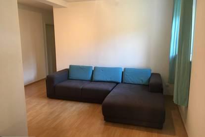 Nette 2 Zimmer - Gartenwohnung in Zentrumsnähe
