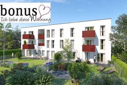 Wohntraum: sonnige 4-Zimmer Gartenwohnung mit Terrasse, Eigengarten und Parkplatz. Provisionsfrei!