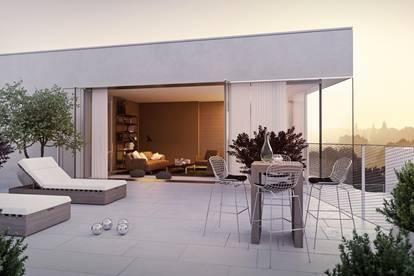 Neubau: Exklusives Penthouse mit einzigartigem Blick auf die Salzburger Altstadt