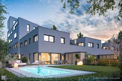 Neubau: Exklusive Gartenwohnung für höchste Ansprüche