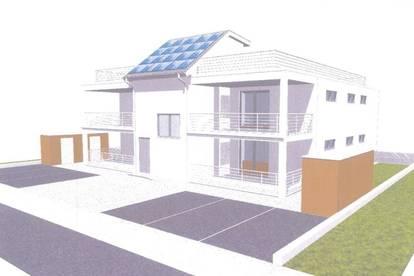 Gestaltbare Wohnung mit Garten oder Dachterrasse inkl. Abstellplatz!