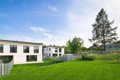 Perchtoldsdorf: Schlüsselfertige 190m² Wohneinheit im 2 Parteienhaus mit Keller, Terrasse, Garten, 2 PKW Außenstellplätzen in exklusiver Lage