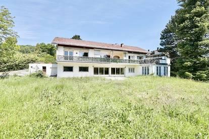 Bestlage Pressbaum! Villa mit Balkon und südwestseitigem Garten mit Sanierungsbedarf in Grünruhelage