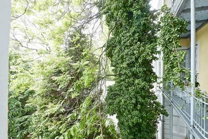 Beletage beim Wertheimsteinpark! Repräsentatives 6-Zimmer-Stilaltbau-Apartment mit Loggia und Balkon